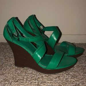 Shoes - Old Navy wedges